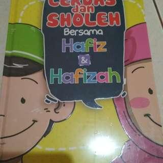 Buku Cerdas dan Sholeh Bersama Hafiz&Hafizah