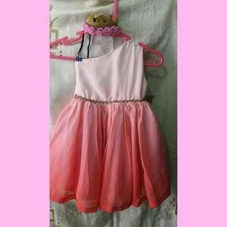 CCGC Birthday dress