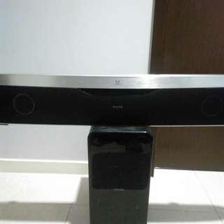 Sound bar model HTS9140/98