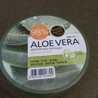 Korean Aloe vera 98 % soothing gel