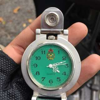 Vintage army watch
