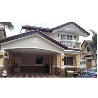 Fully Furnished House and Lot for Rent