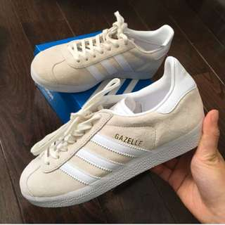 brand new Adidas Gazelles