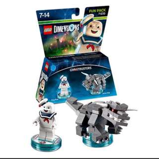 LEGO 71233 - Dimension Stay puft fun pack