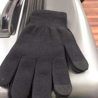 🚚 指紋手套