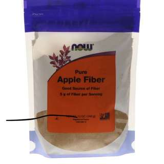 Now Foods, Pure Apple Fiber, 12 oz (340 g) 純正蘋果纖維