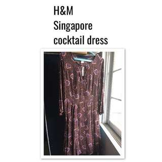 👗 (w/ Special Offer) H&M Singapore Cocktail Dress