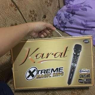 Xtreme magic sing