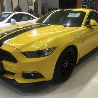 F. Mustang 5.0 GT 2016