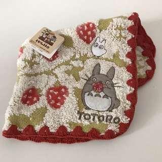 龍貓 方巾 Totoro