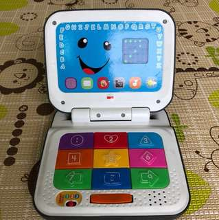 Fisher Price -Laugh & Learn Smart Stages Laptop