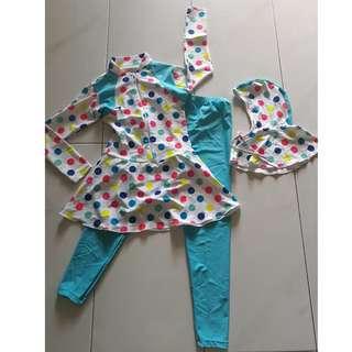Baju Renang Anak Muslim