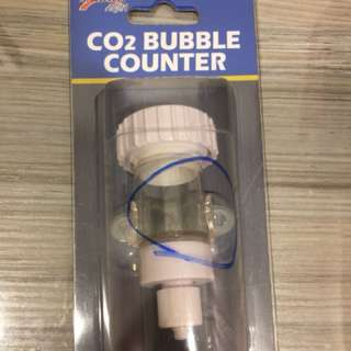水族 玻璃CO2細化計泡器