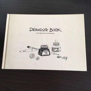 Authentic artbox sketch book