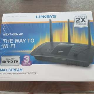 BNIB Linksys Router for sales