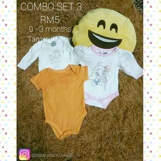 Bundle Baby Combo Set