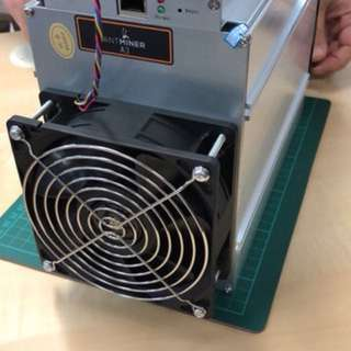 Antminer A3 Bidmain  Blake 2b APW3++PSU $500/day $15,000/month ready stock