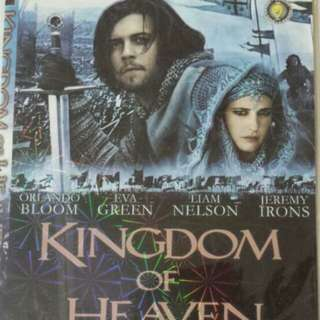 BLESS📬Kingdom Of Heaven Movie DVD