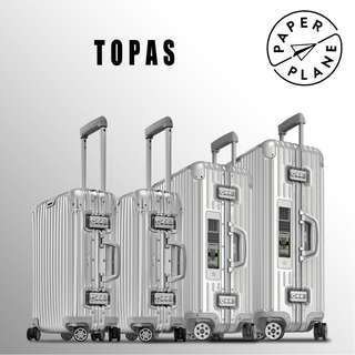"【PAPERPLANE】ETAG l RIMOWA Topas Series"" 923/4.xx.005 行李箱 旅遊 旅行"