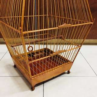 Jumbul cage very good condition