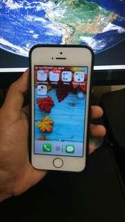 Iphone 5s 32 gb dijual cepat