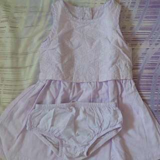 Gymboree Dress W/panty
