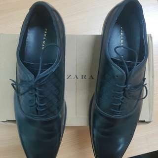 Sepatu Pantofel Man Brand Zara Original