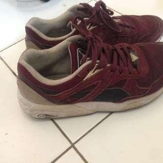 Sepatu puma ori