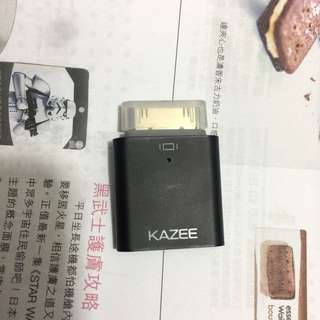Kazee 30 Pin to HDMI Adapter (MFi Certified)