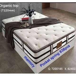 Organic Top Mattress