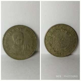 1980 Philippines 10 sentimos
