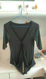 Cardigan Fit to M size stretchable