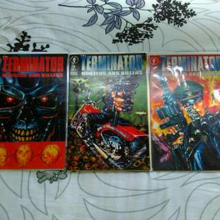 Terminator Hunter And Killer Complete Mini Series