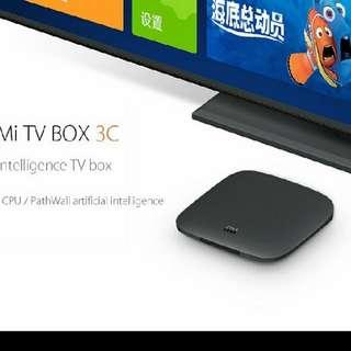 Mi Box Xiaomi TV 3C 2018