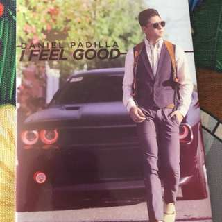 Daniel Padilla I Feel Good CD