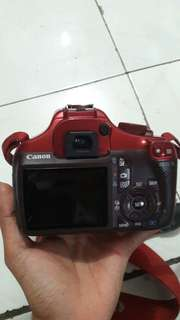 kamera canon dslr eos kiss x50