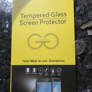 Tempered glass screen protector for IPhone 7/8 plus