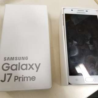 Samsung Galaxy J7 Prime (80% new)