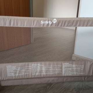 Baby side bed guard