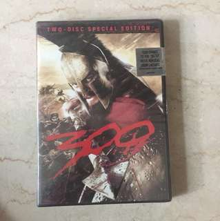 300 two disc special edition