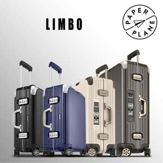 【PAPERPLANE】ETAG l RIMOWA Limbo Series 881.xx.xx4 行李箱 旅遊 旅行