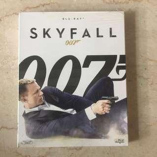 Skyfall 007 blu Ray