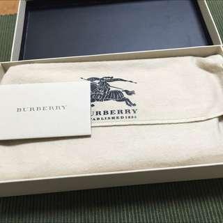 🚚 (降價)Burberry黑牌質感長夾