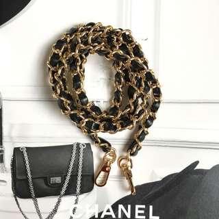 Chanel包包配件鏈條