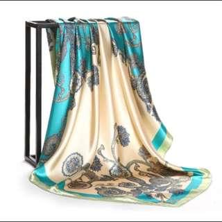 New 90x90cm scarf 圍巾
