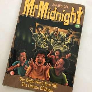 Mr Midnight book ; James Lee
