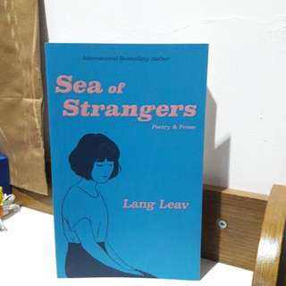 Sea of Strangers by. Lang Leav