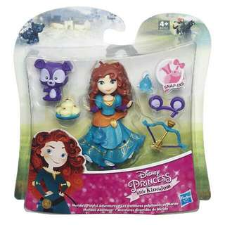 princess little kingdom merida set