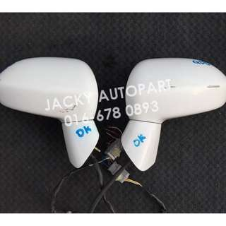 Side mirror Autoflip Honda City Fit Aria Gd8 Japan