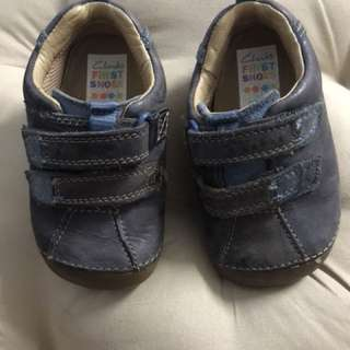Clarks First Shoe